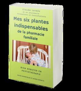 E-book Six plantes pharmacie familiale